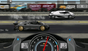 Android Drag Racing Screen 9