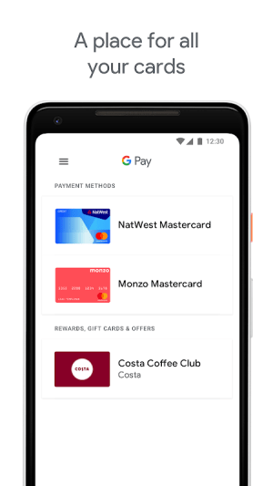 Android Google Pay Screen 5