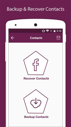 Recover Deleted All Photos, Files And Contacts 3.3 Screen 2