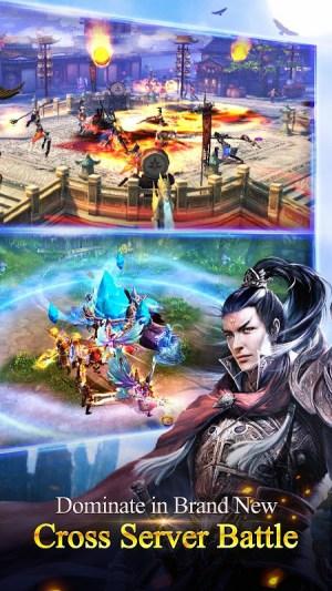 Chaos Legends 1.6 Screen 2