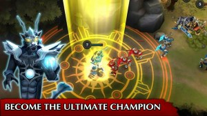 Android Legendary Heroes MOBA Screen 4