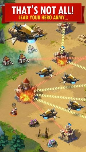 Android Magic Rush: Heroes Screen 3