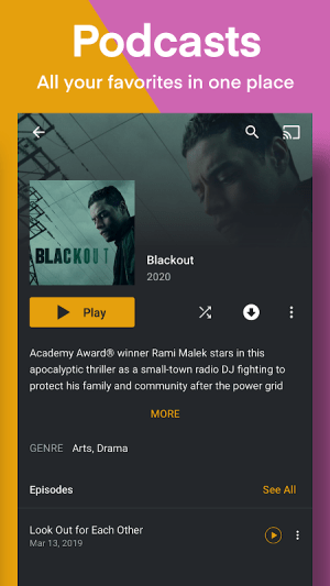 Plex: Stream Free Movies, Shows, Live TV & more 8.10.0.21914 Screen 9