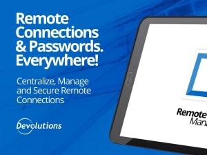 Remote Desktop Manager 2019.2.1.0 Screen 8