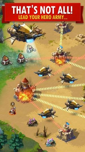 Android Magic Rush: Heroes Screen 8