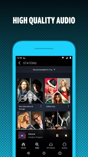 Android Amazon Music: Stream & Download the Songs You Love Screen 3