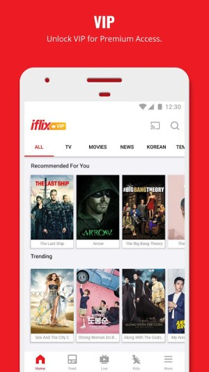 iflix 3.35.0-18361 Screen 4