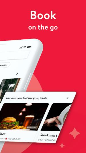 OpenTable - Book Restaurants 13.10.0.3059 Screen 4