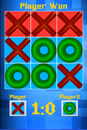 Android Free Tic Tac Toe Screen 3