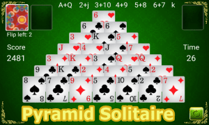 Solitaire 6 in 1 1.9.5 Screen 1