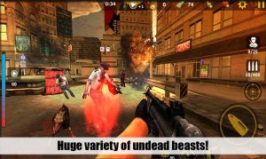 Zombies Attack 3D 1.2.4c Screen 3