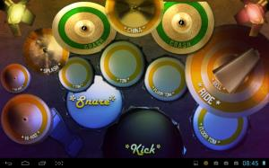 Android Best Drum Set Screen 6