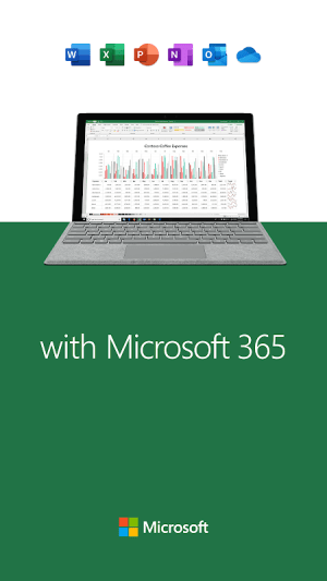 Microsoft Excel: Create and edit spreadsheets 16.0.13530.20130 Screen 8