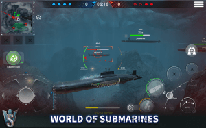 WORLD of SUBMARINES: Navy Shooter 3D Wargame 1.6.1 Screen 16