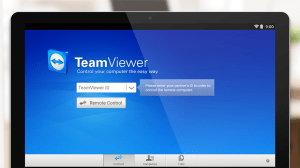 TeamViewer for Remote Control 10.0.2712 Screen 1