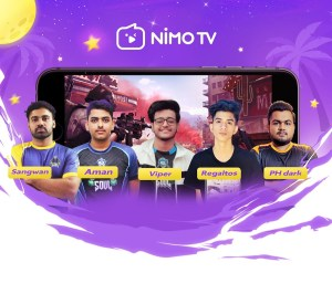 Android Nimo TV - Live Game Streaming Screen 2