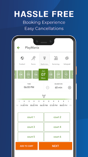 Playo - Find Players, Book Venues, Manage Groups 3.6.6.1 Screen 2