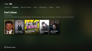 Android Prime Video - Android TV Screen 1