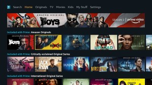 Android Prime Video - Android TV Screen 2
