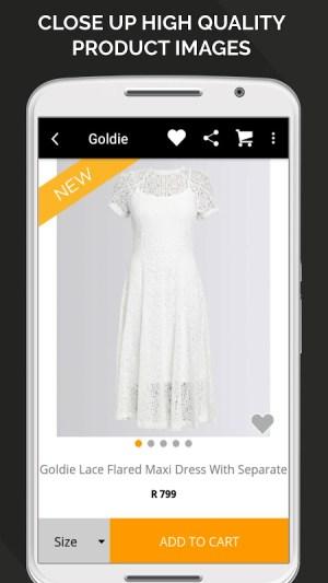 Online Fashion Shopping Zando 1.2.0 Screen 2