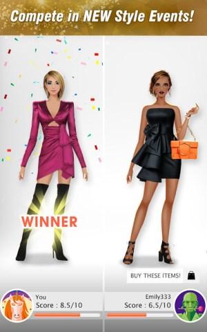 Android International Fashion Stylist: Model Design Studio Screen 2