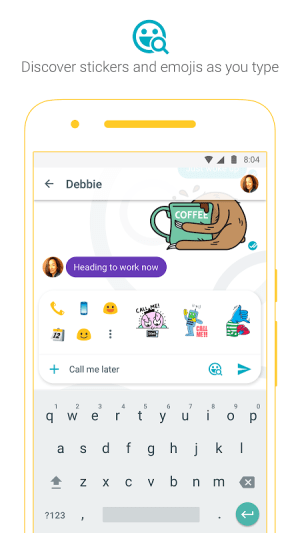 Google Allo 25.0.023_RC04 (arm64-v8a_xxxhdpi) Screen 2