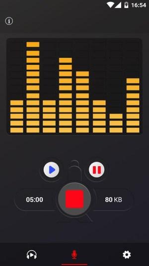 Voice Recorder 45 Screen 12