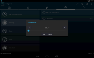 TinyMatic - HomeMatic for your pocket! 2.15.0 Screen 2