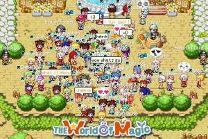 The World of Magic 2.1.7 Screen 4
