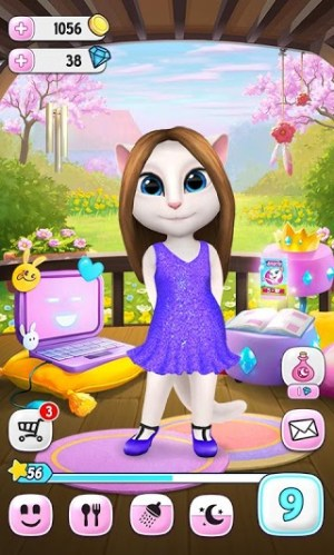 My Talking Angela 3.9.1.913 Screen 4