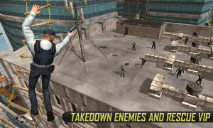 Secret service spy agent mad city rescue game 1.2 Screen 2