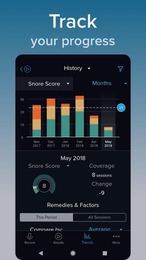 SnoreLab : Record Your Snoring 2.7.4 Screen 5
