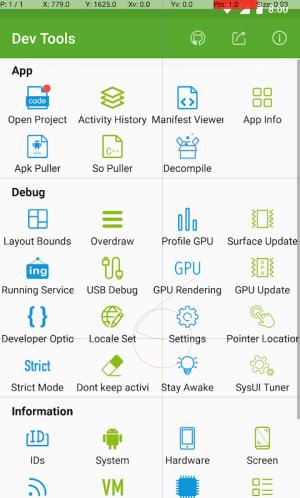 Dev Tools 3.1.0 Screen 6