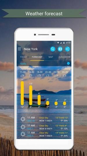 Weather 1.3 Screen 5