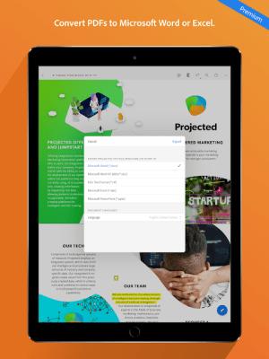 Adobe Acrobat Reader: PDF Viewer, Editor & Creator 20.6.2.14256 Screen 6