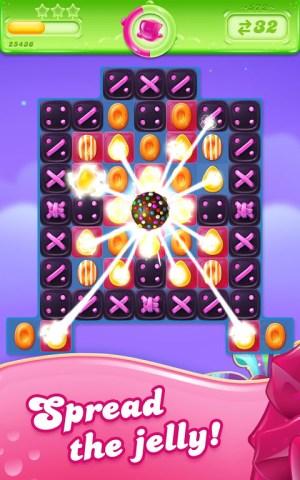 Candy Crush Jelly Saga 2.51.6 Screen 3