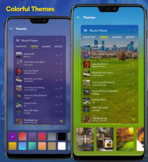 Android Music Player - MP3 Player Screen 11