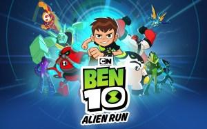 Android Ben 10 Alien Run Screen 7