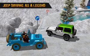 Android Offroad Jeep Driving Pro Master :uphill Jeep Drive Screen 9