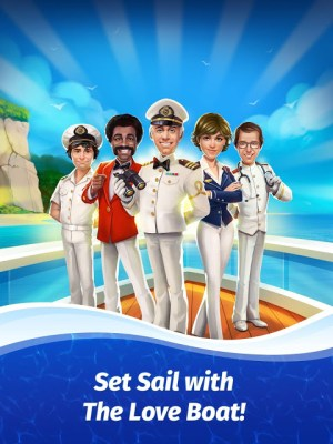 Android The Love Boat: Puzzle Cruise – Your Match 3 Crush! Screen 9