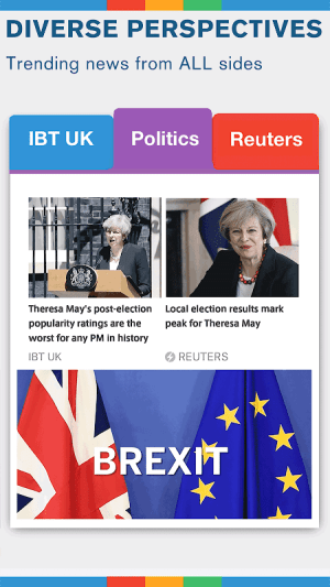 SmartNews: World News & Breaking News Stories 7.10.0 Screen 2