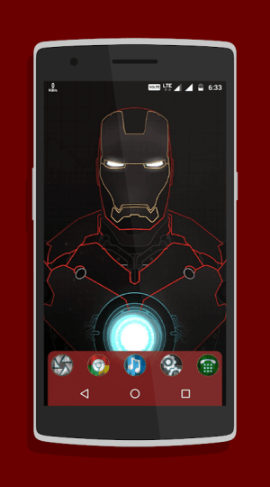 Arc - Icon Pack 4.5 Screen 1