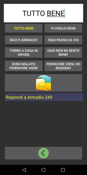 BIG, EASY SMS for senior 2.00.3 Screen 4