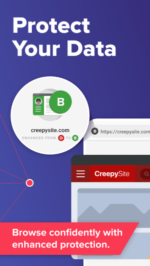 DuckDuckGo Privacy Browser 5.35.0 Screen 4