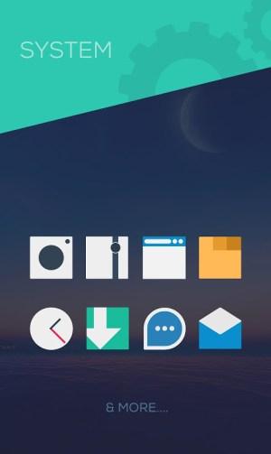 Minimalist - Icon Pack 1.2.4 Screen 4