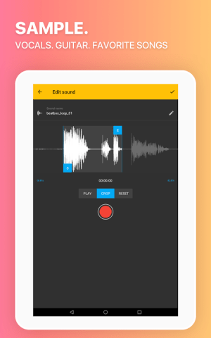 Drum Pads 24 - Beats and Music 3.0.2 Screen 9