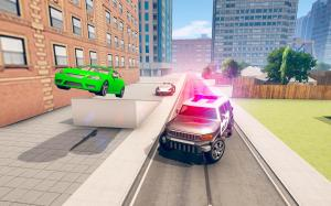 Cop Driver : Impossible Police Car Stunt Simulator 0.6 Screen 5