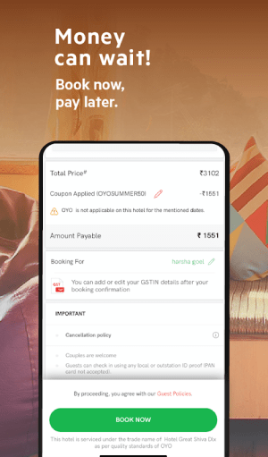 OYO: Book Rooms With The Best Hotel Booking App 5.1.9 Screen 13