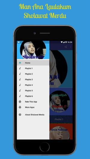 Android Lagu Aisyah Istri Rasulullah mp3 Offline Screen 1