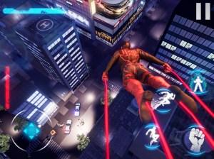 Android Grand Superhero Justice Sim Screen 5